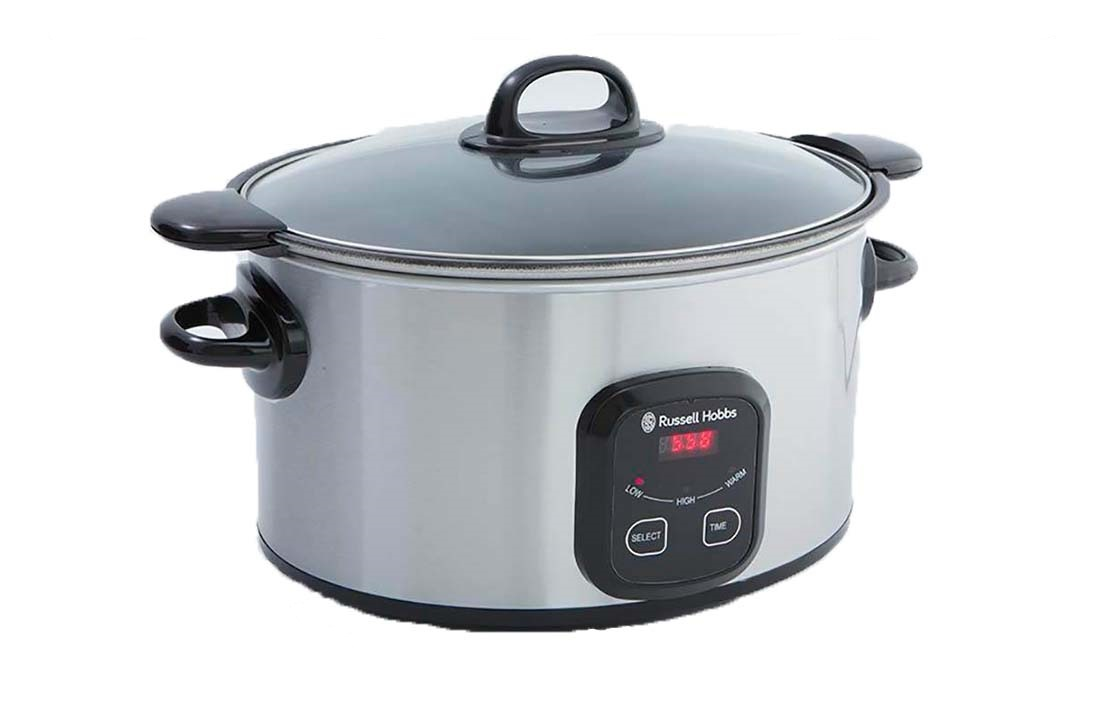 Russell Hobbs 6L Searing Slow Cooker RHSC650