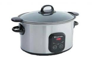 6L Searing Slow Cooker RHSC650
