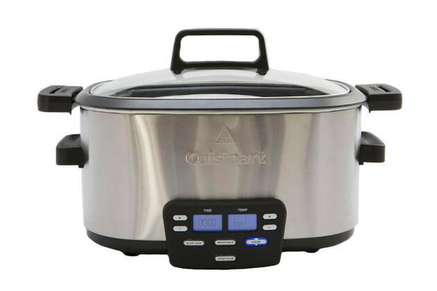 Cuisinart 3 in 1 Multi-Cooker MSC-600