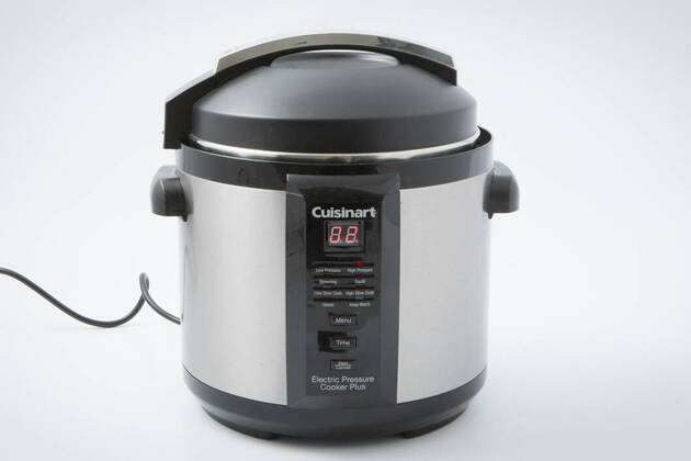 Cuisinart CPC-610 Pressure Cooker Plus