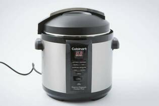 CPC-610A Pressure Cooker Plus