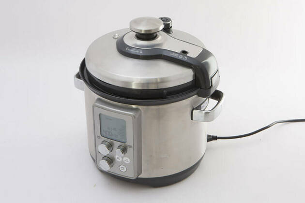 Breville the Fast Slow Pro BPR700BSS
