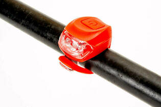 Rear LED safety light