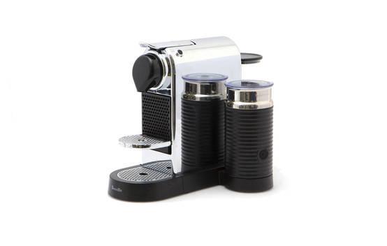 Nespresso Citiz and Milk BEC650MC
