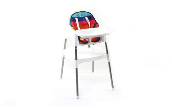 Dino 4-in 1 High Chair