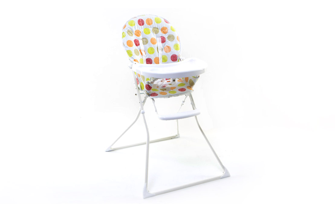 Babywise Flat Fold High Chair