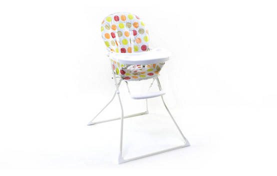 Flat Fold High Chair