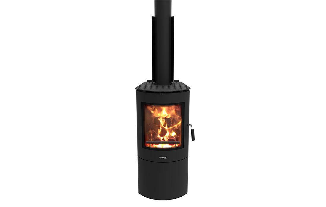 Masport heating akaroa front