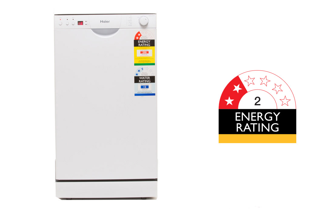 Haier HDW9-TFE3WH