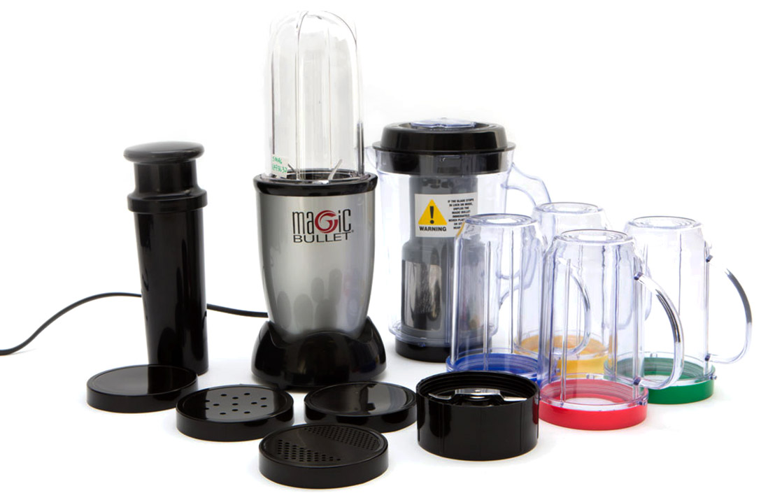 Magic bullet 21pc set mbr2107m1