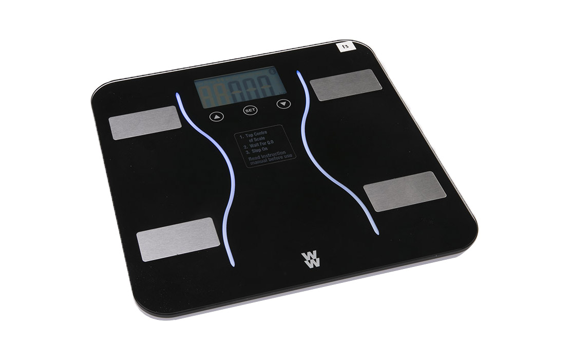 Weight Watchers Body Analysis Bluetooth Diagnostic Scale WW310A
