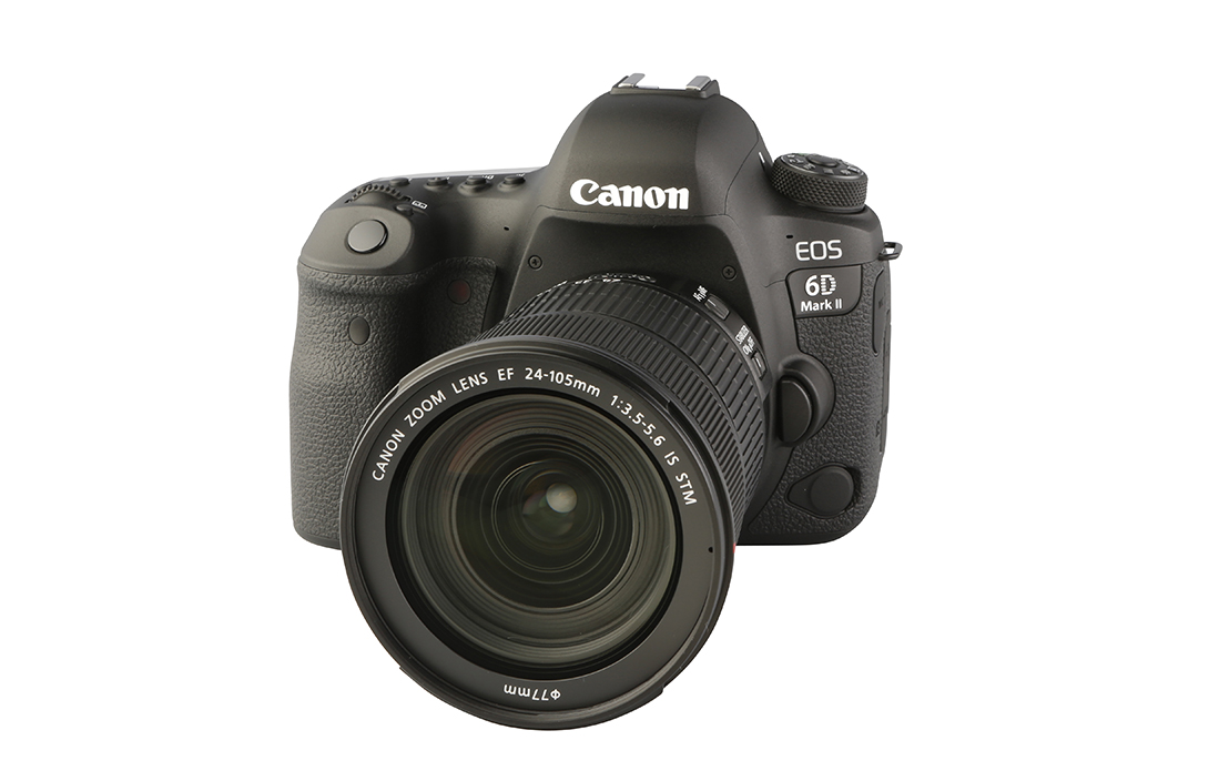 Canon EOS 6D Mark II (with 24-105mm lens)