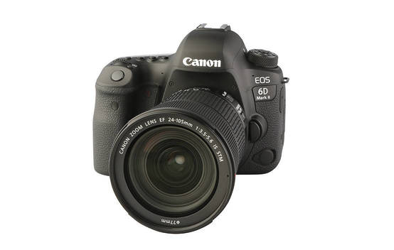 EOS 6D Mark II (with 24-105mm lens)