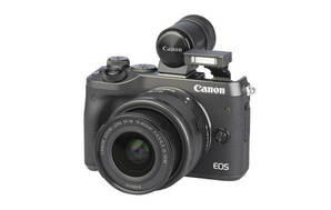 EOS M6 (with 15-45mm lens)