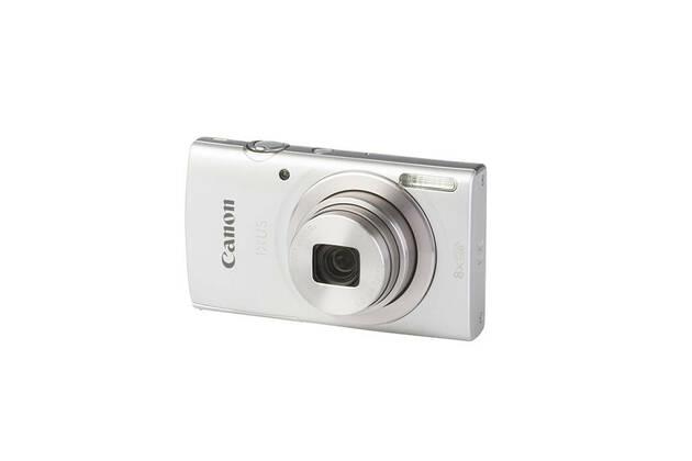 Canon IXUS 185 (with 5-40mm lens)
