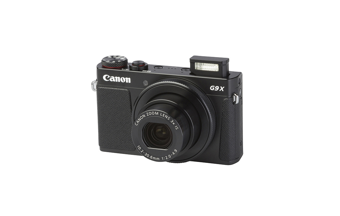 Canon PowerShot G9X Mark II (with 10.2-30.6mm lens)