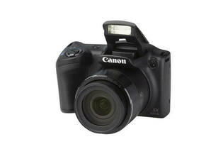 PowerShot SX430 IS (with 4.3-193.5mm lens)