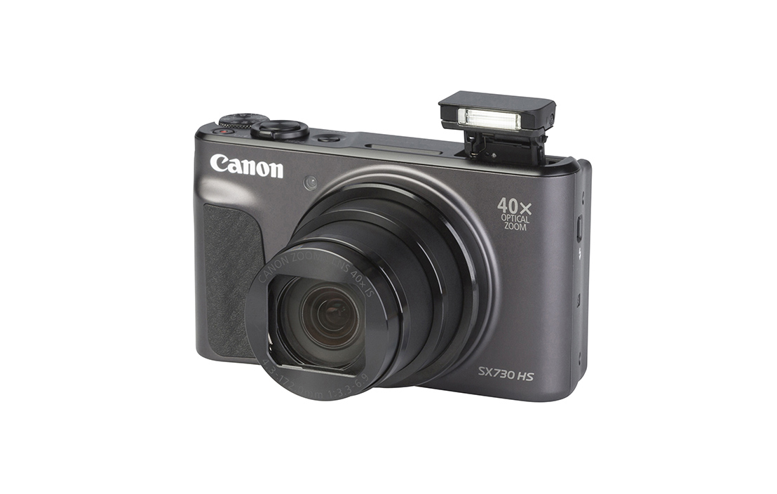 Canon PowerShot SX730 HS (with 4.3-172mm lens)