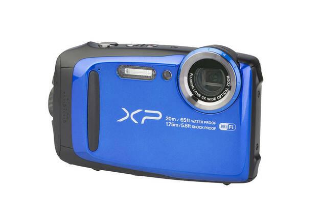 Fujifilm FinePix XP120 (with 5-25mm lens)
