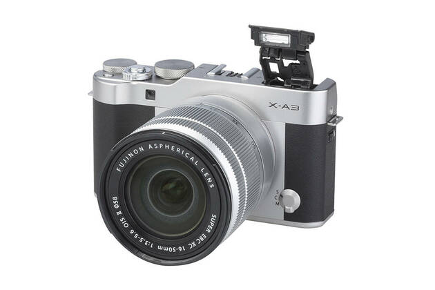 Fujifilm X-A3 (with 16-50mm lens)