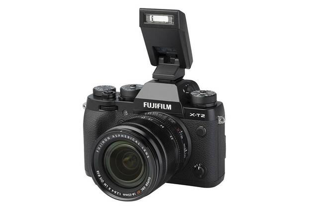 Fujifilm X-T2 (with 18-55mm lens)