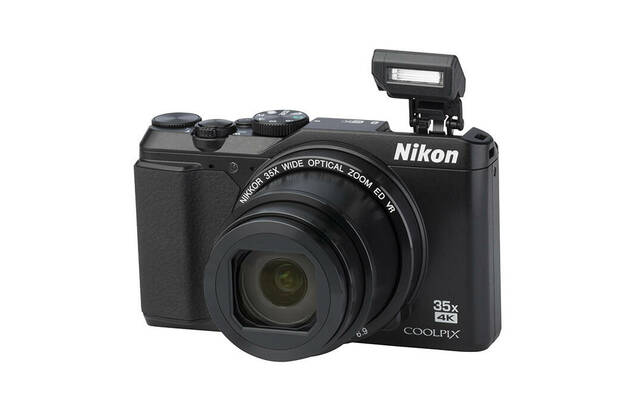Nikon COOLPIX A900 (with 4.3-151mm lens)
