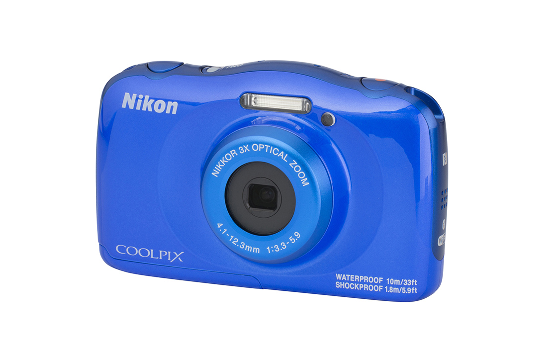 Nikon COOLPIX W100 (with 4.1-12.3mm lens)