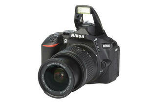 D5600 (with 18-55mm lens)