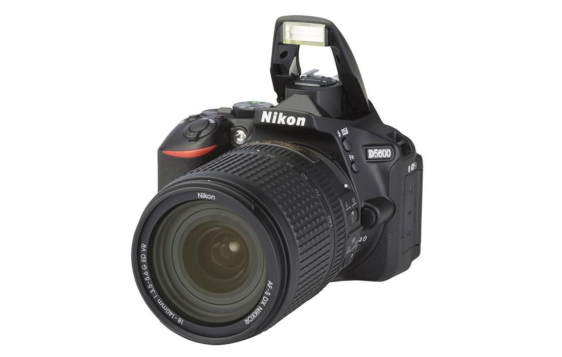 Nikon d5600 af s dx nikkor 18 140mm