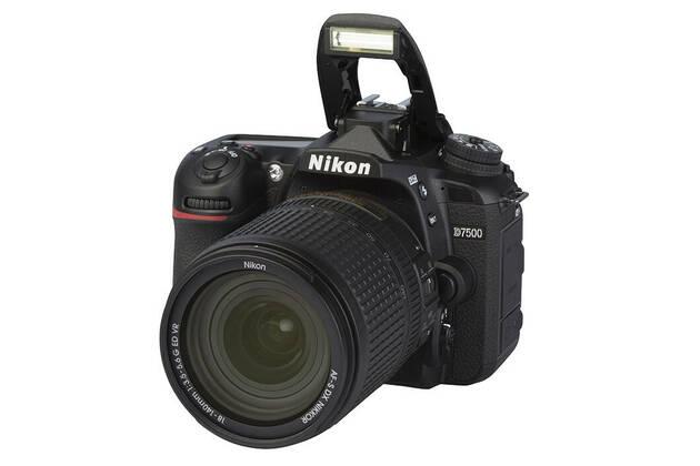Nikon D7500 (with 18-140mm lens)