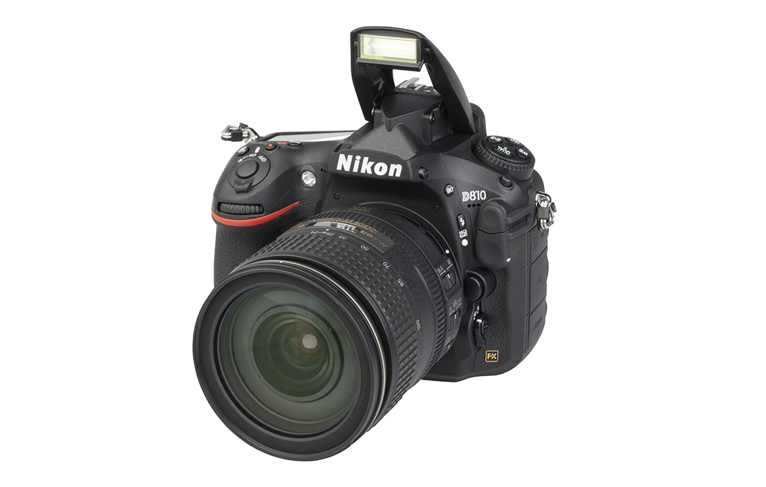 Nikon D810 (with 24-120mm lens)