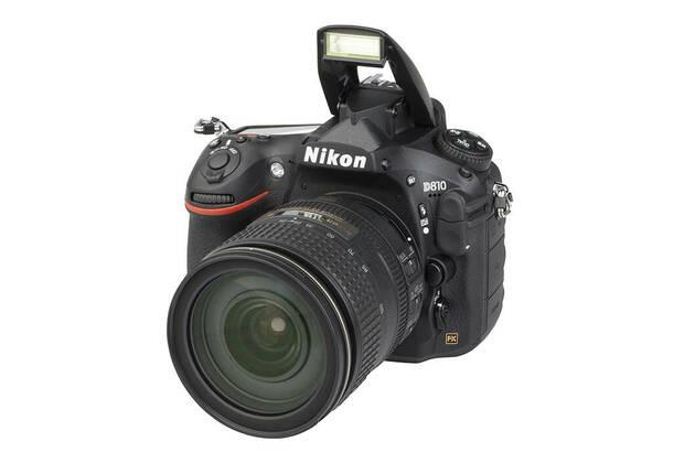 Nikon D810 (with 24-120mm lens)