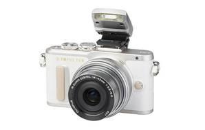 PEN E-PL8 (with 14-42mm lens)