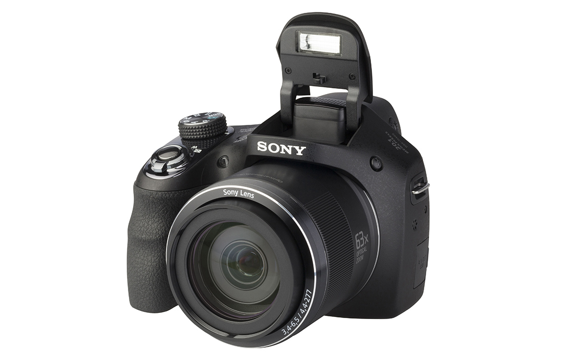 Sony Cyber-shot DSC-H400 (with 4.4-277mm lens)