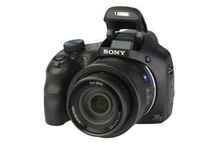 Cyber-shot DSC-HX350 (with 4.3-215mm lens)