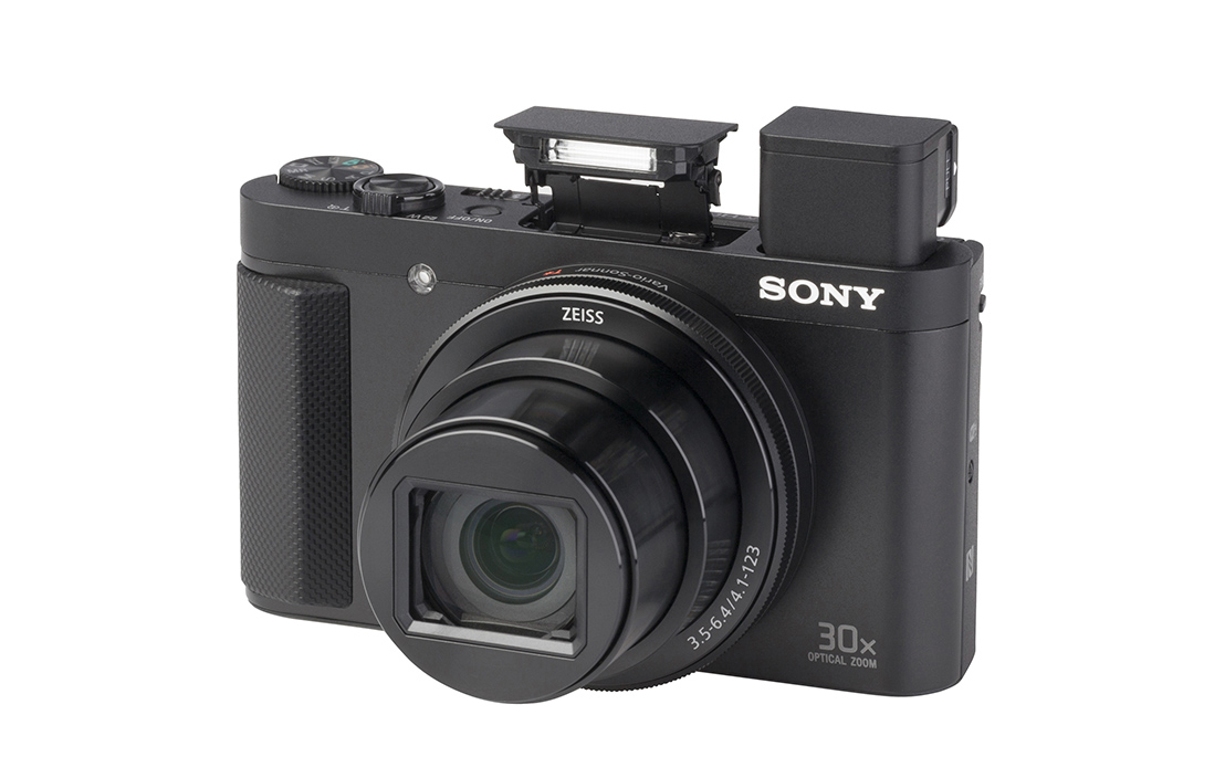 Sony Cyber-shot DSC-HX90 (with 4.1-123mm lens)