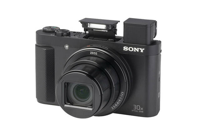 Sony Cyber-shot DSC-HX90 (with 4.1-123mm lens)