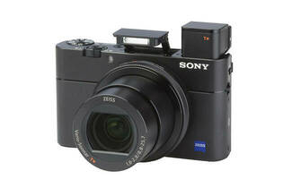 Cyber-shot DSC-RX100 M5 (with 8.8-25.7mm lens)
