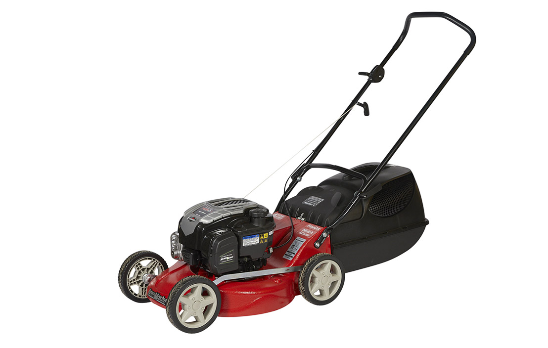 LawnMaster Finecut 725 Mulch & Catch 206503