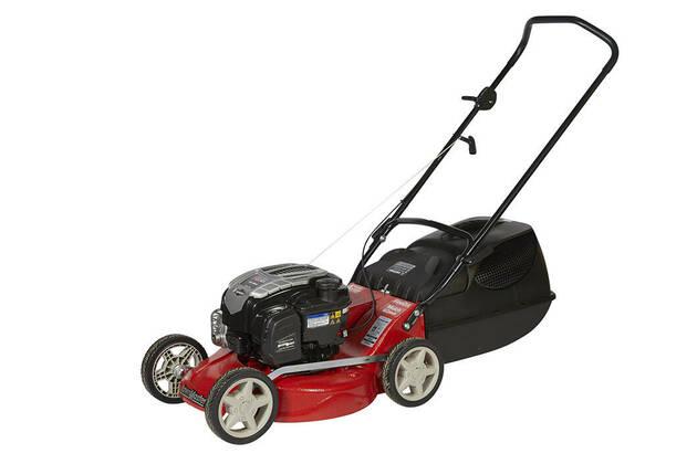 LawnMaster Finecut 725 Mulch & Catch 206503
