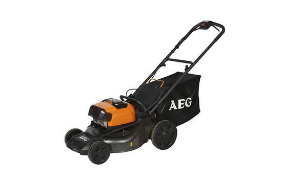 58V Brushless Lawn Mower ALM58LI402