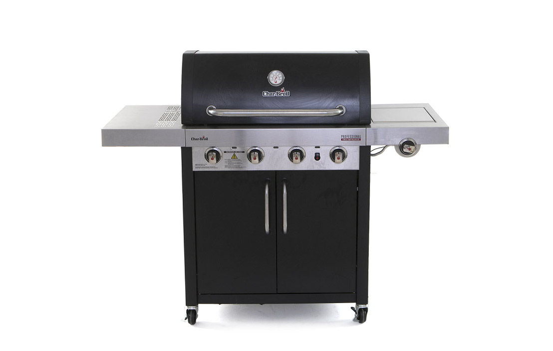 Char-Broil Professional Series 4 burner 4400B 468642017