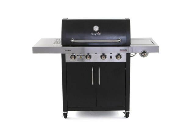 Char-Broil Professional Series 4 burner 4400B 468642017