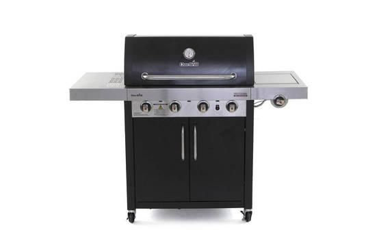 Professional Series 4 burner 4400B 468642017