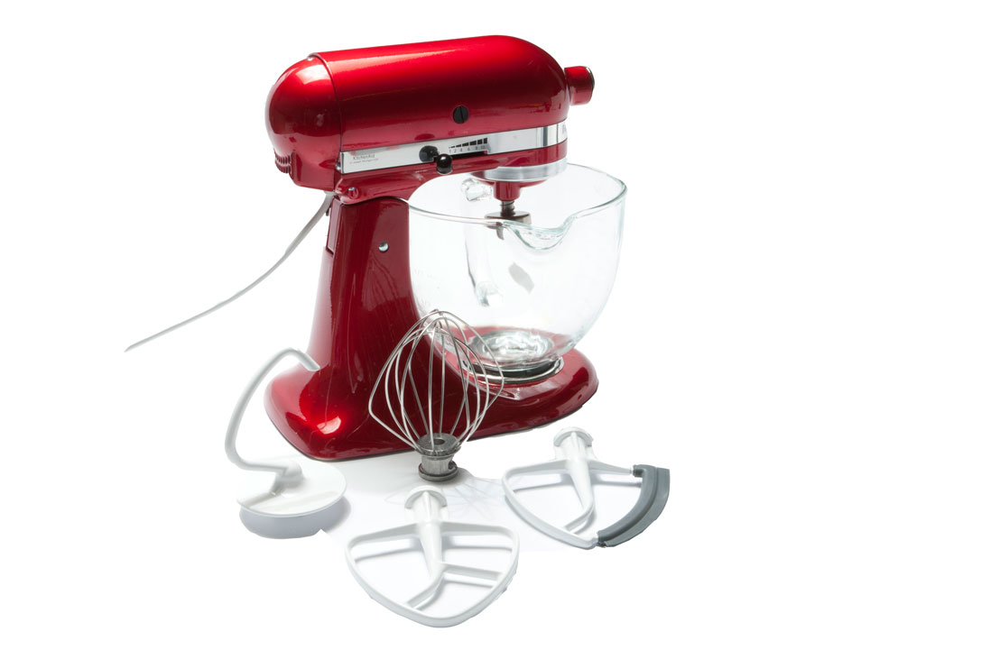 KitchenAid Platinum Stand Mixer KSM156