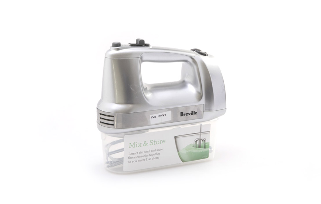 Breville food mixer