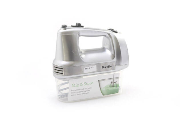 Breville the Handy mix and Store Mixer LHM150SIL