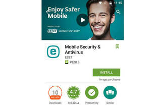 Mobile Security (free)