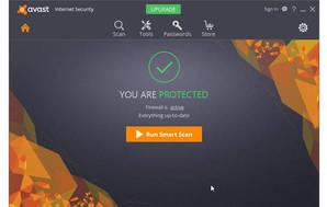 Free Antivirus + Windows 10 Firewall