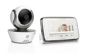 MBP854CONNECT Digital Video Baby Monitor with WiFi Internet Viewing